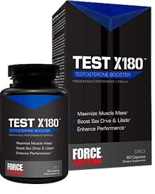 Test X180 - TestosteroneBooster.com